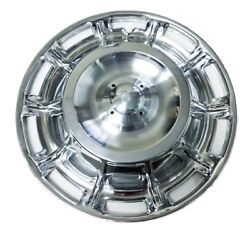 1959-1962 Corvette Wheel Covers/hubcaps Without Spinners - Set Of 4 - New