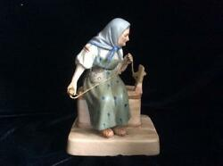 Antique Russian Figurine Francis Gardner Manufactory From Personal Collection