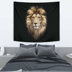 Lion Living Room Bedroom Tapestry Lions Art Wall Decor Lion Lover Gift