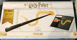 Brand New Kano Harry Potter Coding Kit – Build A Wand. Learn To Code.