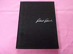 Japanese Edition Photo Album By Robert Frankfthe Lines Of My Hand