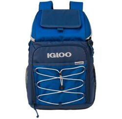New Igloo Ringleader Quick Hatch Backpack Cooler Ice Chest