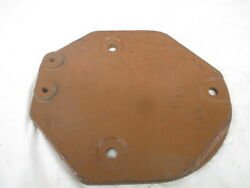 White/minneapolis Moline Brake Housing Cover For G-series Tractors 10a22005