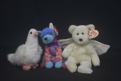 Beanie Babies And Vintage Mcdonalds Happy Meal Beanie Baby Toys-slightly Used-80+