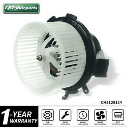 Blower Heater Motor for Benz Dodge Sprinter 2500 3500 BM00213 w Fan Cage 76938