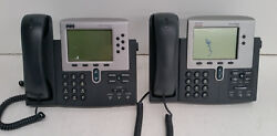 Cisco Ip Phone 7940/7941/7960/7961 Office Phones - Lot Of 55 - For Parts Only
