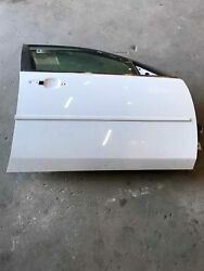 Front Door Shell Glass Right White CHEVY IMPALA 06 07 09 10 11 12 13 14 15 2016*