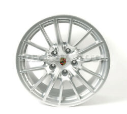 For Porsche 911 Type 993 996 997 Wheel 8x18 Style 367 Made In Italy