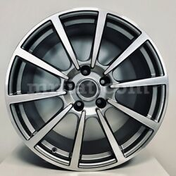 For Porsche Boxster Cayman Type 981 982 Wheel 10x20 Style 725 Made In Italy