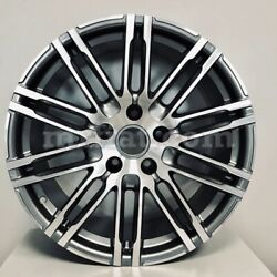 For Porsche Cayenne Wheel 10x21 Style 735 Made In Italy