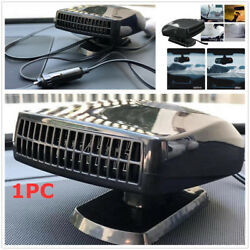 12V 150W Car Windscreen Window Defrost Defogging Electric Heater Warmer Fans