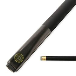 Bce Mark Selby And039simulated Graphite Shaftand039 Snooker And Pool Cue - Metallic Black