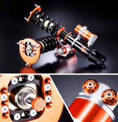 Toyota Yaris Super Racing Coilovers 0511