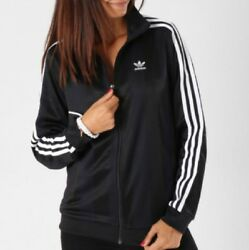 New Adidas Originals Womenand039s Trefoil Beckenbauer Track Jacket Small Dh4265