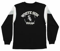 Outerstuff MLB Youth Chicago White Sox Home Run Long Sleeve Tee $9.99