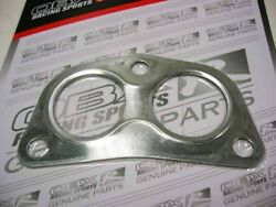 Obx Universal Stainless Gasket For Header To Down Pipe 2-1 Connection