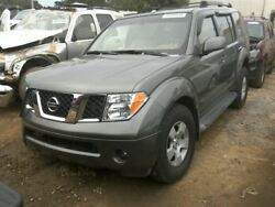 Heater Climate Temperature Control AC Front Fits 05-07 PATHFINDER 89198