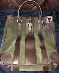 1295 Polo Rl67 Tote Leather Italy Hand Shoulder Messenger Bag