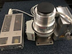 Pfeiffer Turbo Pump Tmh 071p With Tc600 Controller And Tps 100 Power Supply Set