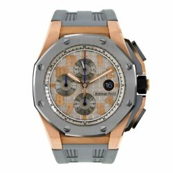 Audemars Piguet Royal Oak Offshore Lebron James Limited Edition 44MM Watch
