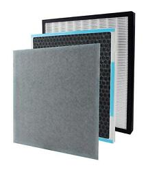 Carbon Replacement HEPA Filter for Aura Air Purifier IC-5018 Charcoal Dust Clean