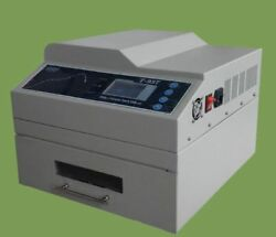 Hot New 2300w T-937 Lead-free Heater Reflow Oven 110v +fast Shipping