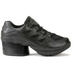 Z-coil Freedom S/r Fw-02420 Menand039s Walk/run Shoe Black 11 Us Enclosed Coil Ds