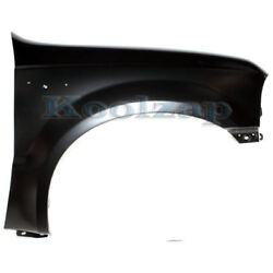Capa 00-05 Excursion And 99-07 F-series Super Duty Pickup Front Fender Right Side