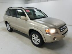 2006 Highlander -- 2006 Toyota Highlander Hybrid Champagne with 125987 Miles available now!