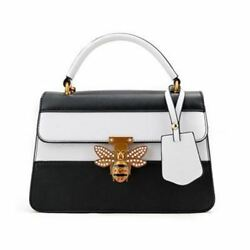 New Design Multi Color Small Size Top Handle Pu Leather Crossbody Bag for Girl