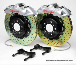 Brembo GT BBK 4pot Front for 2004-2008 Acura TSX 2003-07 Honda Accord 1A1.6017A3