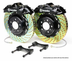 Brembo GT BBK 4pot Front for 2004-2008 Acura TSX 2003-07 Honda Accord 1A1.6017A1