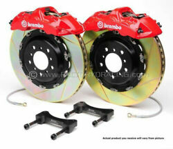 Brembo GT BBK 4pot Front for 2004-2008 Acura TSX 2003-07 Honda Accord 1A2.6017A2