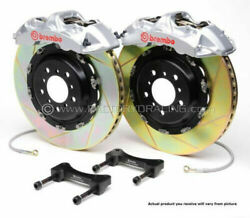 Brembo GT BBK 4pot Front for 2004-2008 Acura TSX 2003-07 Honda Accord 1A2.6017A3