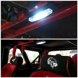 Rampage Roll Bar Mount Dome Light Free Ship Strap Mount Requires 3 Aaaand039s