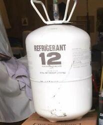 r12 refrigerant 30lb Sealed Container