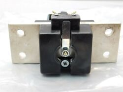Albright Sw500a-10m Spst Normally Open 500a Contactor 28vdc Coil, Buss Bar Mount
