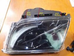 1990 91 92 93 Mercedes R129 500SL Head Black Light Lamp Right Hand Driver use