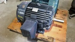 60 Hp Us Electric Motor 1200 Rpm 404t 405t Frame Tefc 460 V 1.15 S.f. New