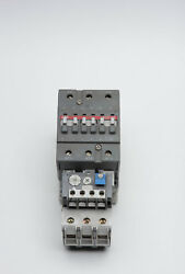 Abb Contactor A50-30 120v Coil With Ta75 Du Overload