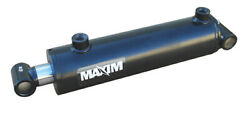 Maxim 3000 Psi Wt Welded Hydraulic Cylinder With 6 In. Bore X 24 In. Stroke