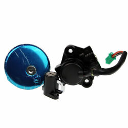 Motorcycle Fuel Gas Cap Cover Seat Lock Key Kit For Suzuki Gs1100 750 1980 Gn250