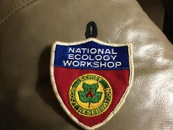 Schiff Scout Reservation National Ecology Workshop Patch