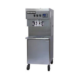 Stoelting U431-309I2A Air Cooled Soft-Serve Freezer with Pull Down Handles