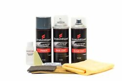 Scratchwizard Touchup Paint For Chevrolet 87/wa503q Ink Slate Metallic