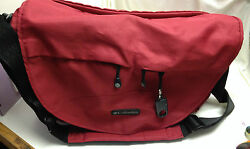 Columbia Messenger 11x14x5 Expandable Padded Shoulder Strap BABY Diaper Bag