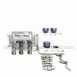 ConmedLinvatecHall MPower Set With PRO6202 PRO6300 and PRO6400 Handpieces