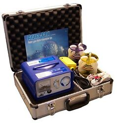 NEW Aqua Chi Pro Detox Foot Spa Bio Energy Machine