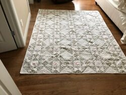 Autographed Best-selling Authors Handmade Quilt