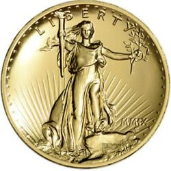 2009 Gold Coin US Mint Ultra High Relief Double Eagle 1 oz. $20 BU WCOA